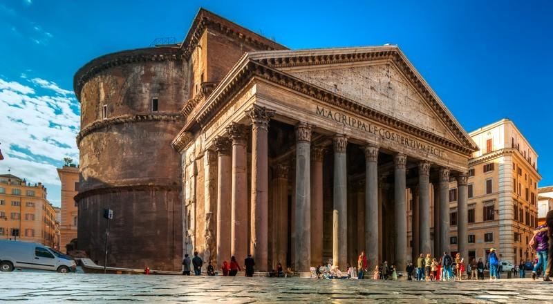 noleggio bici pantheon roma