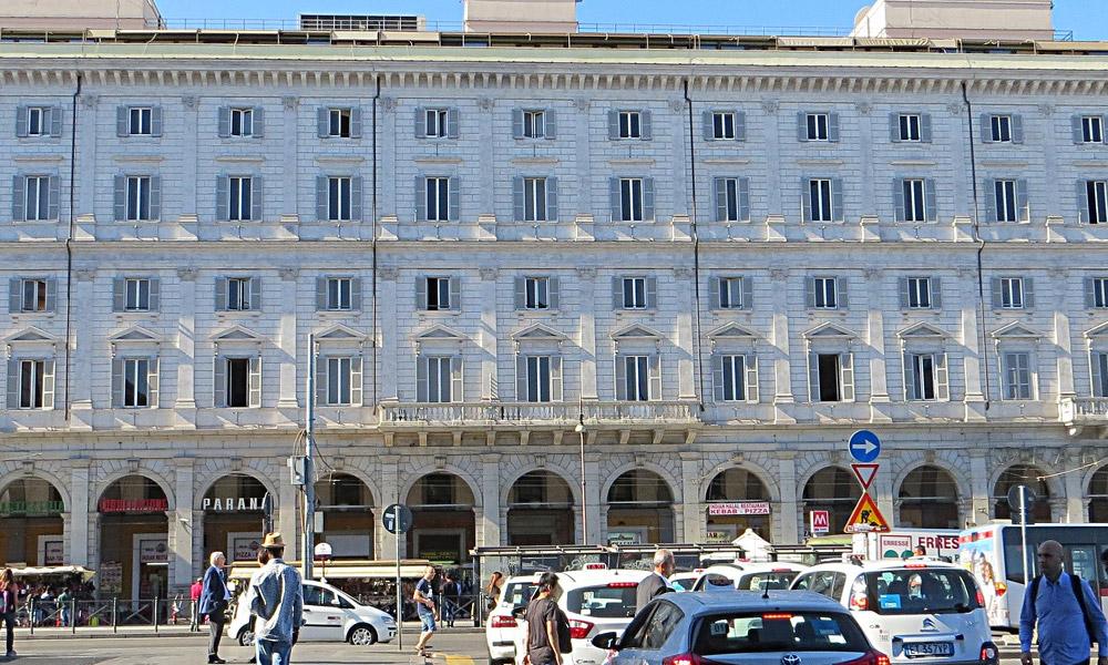 scooter_rent_Rome_Porta_Maggiore